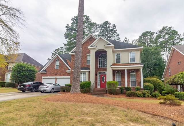 1222 Hardy Pointe Drive, Evans, GA 30809 (MLS #447728) :: Young & Partners