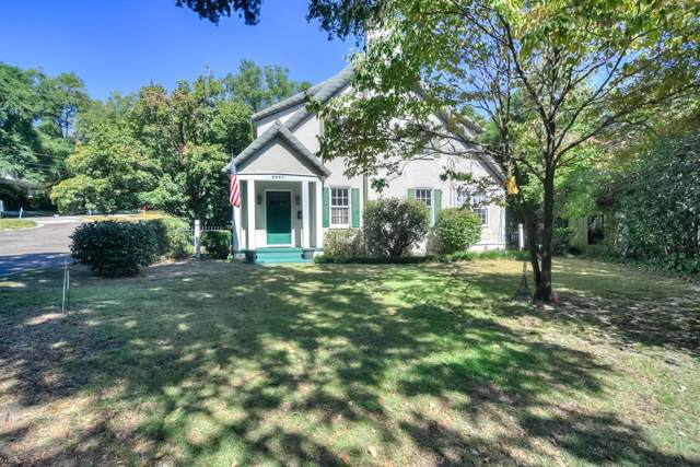 2267 Central Avenue, Augusta, GA 30904 (MLS #447729) :: Young & Partners