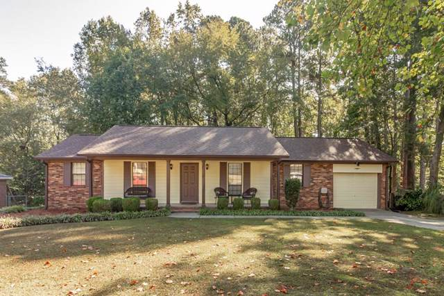 4340 Roswell Drive, Martinez, GA 30907 (MLS #447742) :: Shannon Rollings Real Estate