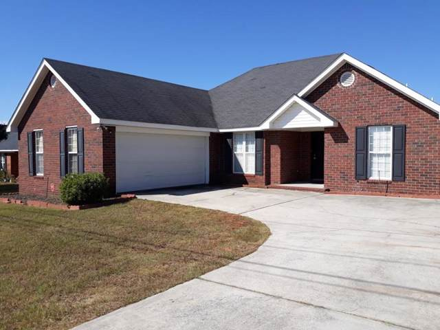 2417 Ramblewood Drive, Augusta, GA 30906 (MLS #447800) :: Southeastern Residential