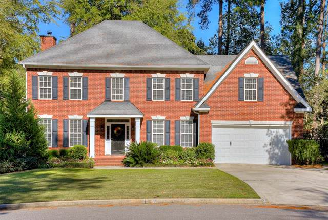 1221 Hardy Pointe Drive, Evans, GA 30809 (MLS #447807) :: Young & Partners