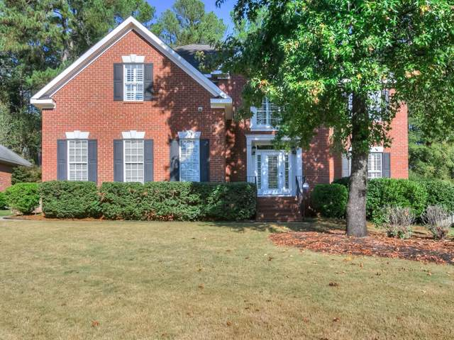 984 Shadwell Drive, Evans, GA 30809 (MLS #447824) :: Young & Partners