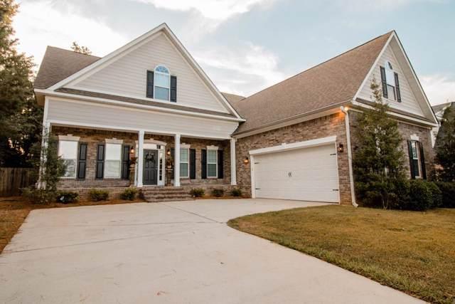 435 Congressional Court, Martinez, GA 30907 (MLS #447838) :: Venus Morris Griffin | Meybohm Real Estate