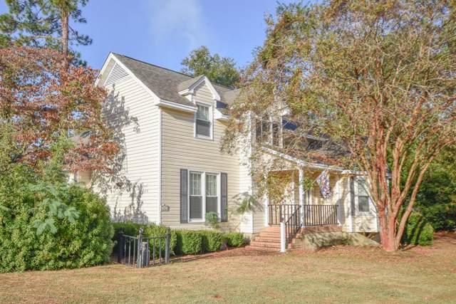 167 Gatewood Drive, Aiken, SC 29801 (MLS #447850) :: Young & Partners
