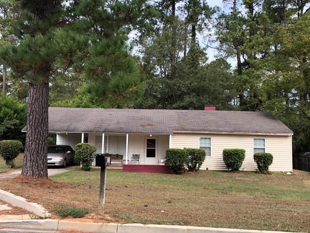 1208 Aldrich Street Ne, Aiken, SC 29801 (MLS #447859) :: Young & Partners