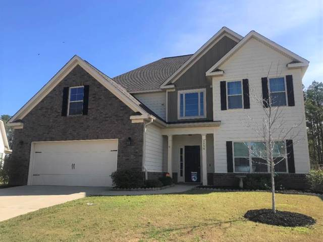 3956 Berkshire Way, Grovetown, GA 30813 (MLS #447861) :: Young & Partners