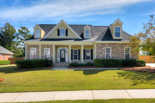 1015 Woody Hill Circle, Evans, GA 30809 (MLS #447868) :: Young & Partners