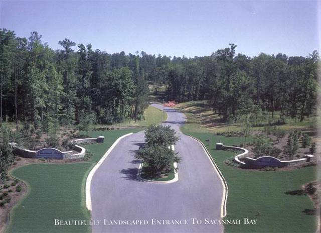 Lot 7 Savannah Bay Drive, Lincolnton, GA 30817 (MLS #447869) :: Better Homes and Gardens Real Estate Executive Partners