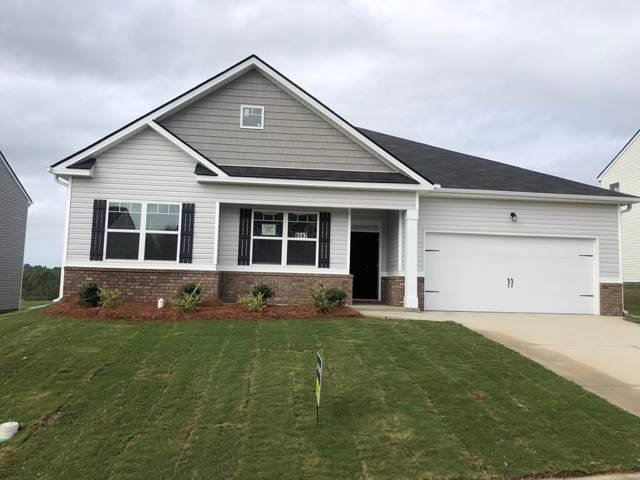6068 NE Vermillion Loop, Graniteville, SC 29829 (MLS #447922) :: Southeastern Residential