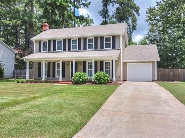490 Pheasant Run Drive, Evans, GA 30809 (MLS #447927) :: Southeastern Residential