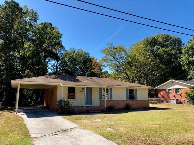 329 Ellington Avenue, Thomson, GA 30824 (MLS #447963) :: RE/MAX River Realty