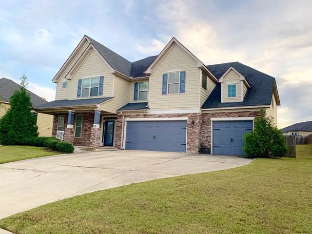 314 Zier Court, Grovetown, GA 30813 (MLS #447989) :: Young & Partners