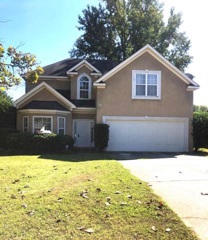 3854 Live Oak Lane, Martinez, GA 30907 (MLS #448021) :: Young & Partners