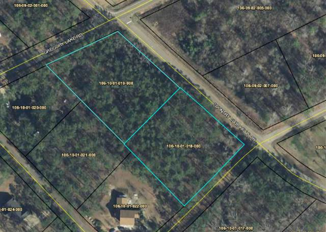 Lot 4-5F Country Club Hill Drive, North Augusta, SC 29860 (MLS #448024) :: Southeastern Residential