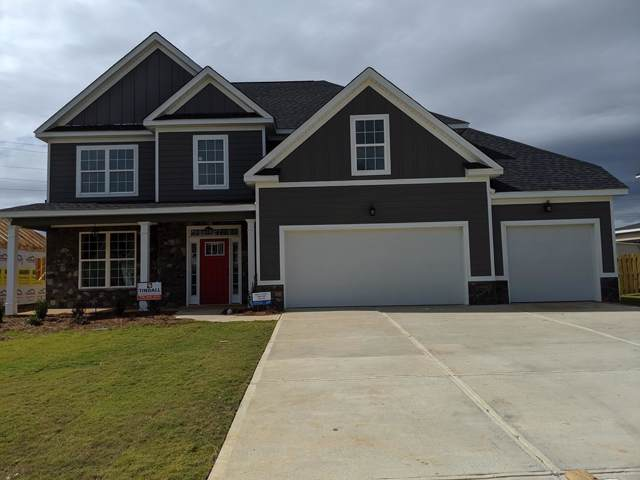 3420 Patron Drive, Grovetown, GA 30813 (MLS #448027) :: Shannon Rollings Real Estate
