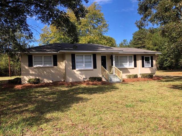 6387 NE Lincolnton Hwy, Thomson, GA 30824 (MLS #448079) :: Melton Realty Partners