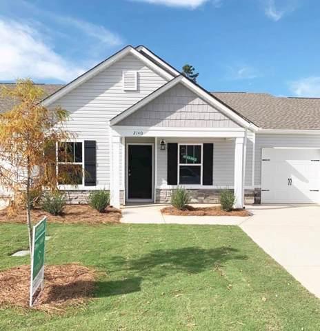 2140 Bonneville Circle, Aiken, SC 29801 (MLS #448143) :: Shannon Rollings Real Estate