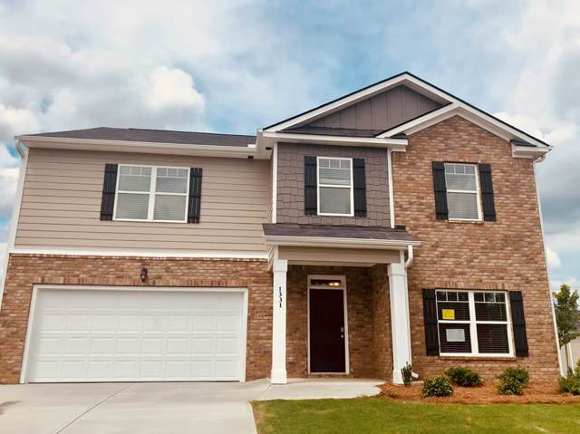 1323 Weedon Drive, Evans, GA 30809 (MLS #448160) :: Young & Partners