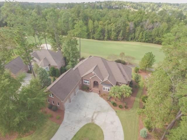 115 Trippi Lane, Aiken, SC 29803 (MLS #448171) :: Shannon Rollings Real Estate