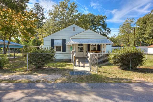 112 James Street, Graniteville, SC 29829 (MLS #448237) :: Shannon Rollings Real Estate