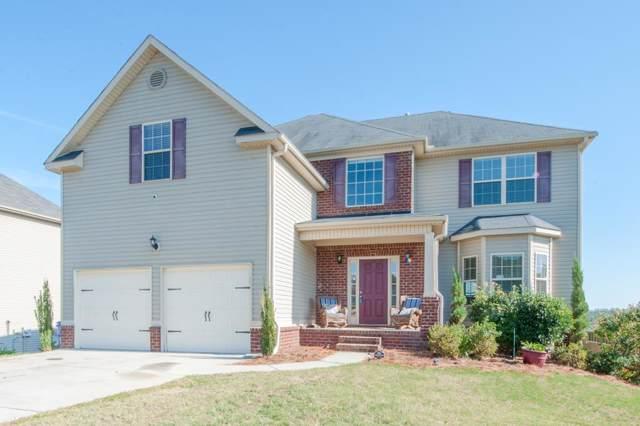 8094 Red Rock Way, Graniteville, SC 29829 (MLS #448249) :: Shannon Rollings Real Estate