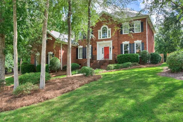 584 Bay Hill, Martinez, GA 30907 (MLS #448263) :: Shannon Rollings Real Estate