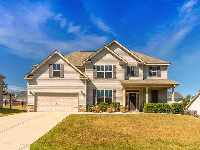 1437 Summit Way, Grovetown, GA 30813 (MLS #448264) :: RE/MAX River Realty
