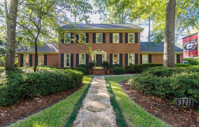 3711 Inverness Way, Martinez, GA 30907 (MLS #448287) :: Venus Morris Griffin | Meybohm Real Estate