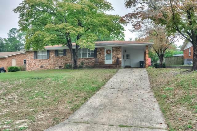 3607 Lexington Drive, Augusta, GA 30906 (MLS #448371) :: REMAX Reinvented | Natalie Poteete Team