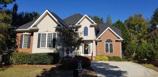 807 Willow Lake, Evans, GA 30809 (MLS #448424) :: Young & Partners