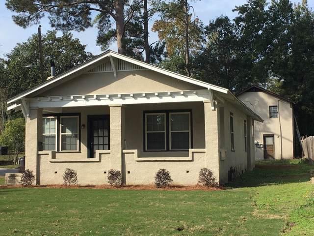 1321 Holden Street, Augusta, GA 30904 (MLS #448504) :: Shannon Rollings Real Estate