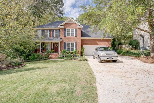 4135 Fox Brush Drive, Evans, GA 30809 (MLS #448518) :: Southeastern Residential