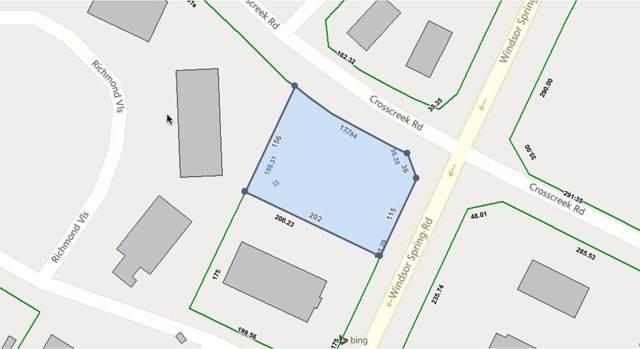 2502 Cross Creek Road, Hephzibah, GA 30815 (MLS #448523) :: RE/MAX River Realty