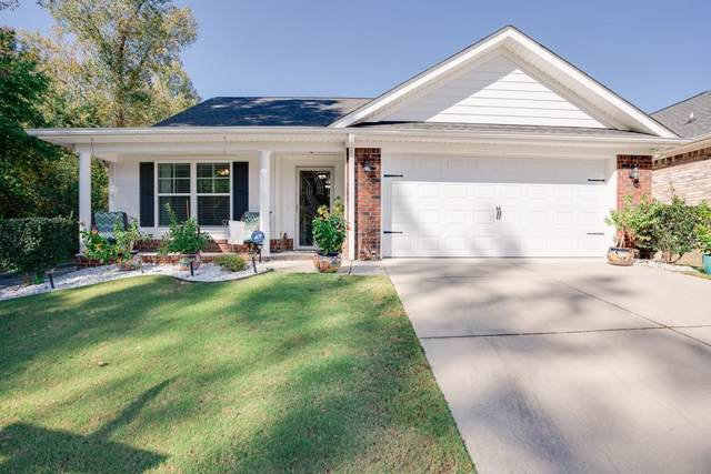4109 Striped Maple Grove, Evans, GA 30809 (MLS #448541) :: Southeastern Residential