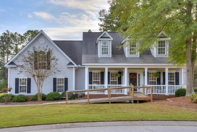 106 Elwood Drive, Aiken, SC 29803 (MLS #448556) :: Shannon Rollings Real Estate