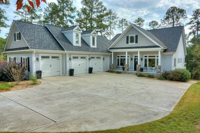 115 Hickory Point, McCormick, SC 29835 (MLS #448560) :: Shannon Rollings Real Estate