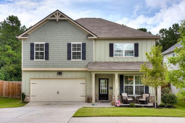 407 Yellow Pine Trail, Evans, GA 30809 (MLS #448561) :: Southeastern Residential