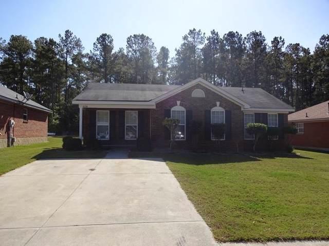 4534 Pineview Lane, Hephzibah, GA 30815 (MLS #448563) :: RE/MAX River Realty