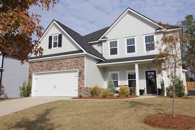 626 Tree Top Trail, Evans, GA 30809 (MLS #448568) :: Southeastern Residential