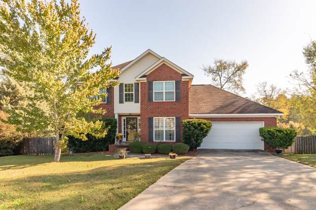 331 Cold Springs Court, Grovetown, GA 30813 (MLS #448599) :: REMAX Reinvented | Natalie Poteete Team