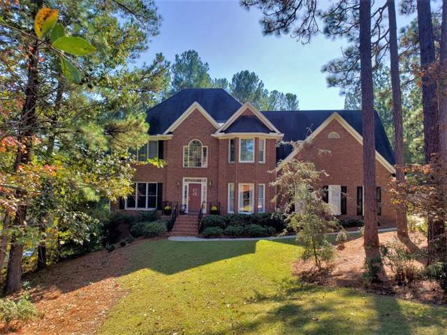 109 Laurel Ridge Circle, Aiken, SC 29803 (MLS #448601) :: Shannon Rollings Real Estate