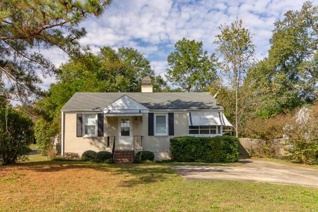 511 Beaufort Drive, Augusta, GA 30904 (MLS #448604) :: Venus Morris Griffin | Meybohm Real Estate