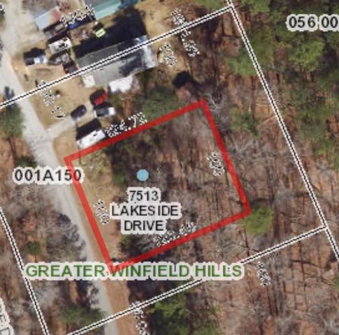 7513 Lakeside Drive, Appling, GA 30802 (MLS #448649) :: Melton Realty Partners