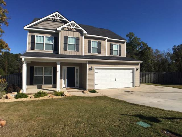319 Crown Heights Way, Grovetown, GA 30813 (MLS #448654) :: RE/MAX River Realty
