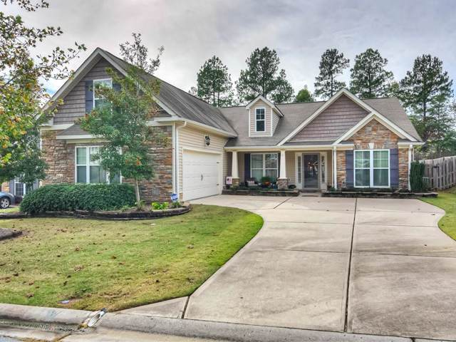 303 Palamon Drive, Grovetown, GA 30813 (MLS #448662) :: RE/MAX River Realty