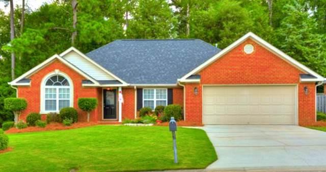 4428 Peregrine Place, Martinez, GA 30907 (MLS #448699) :: Venus Morris Griffin | Meybohm Real Estate