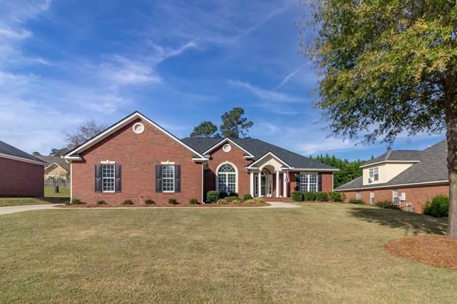 5079 Sussex  Drive, Evans, GA 30809 (MLS #448715) :: Southeastern Residential