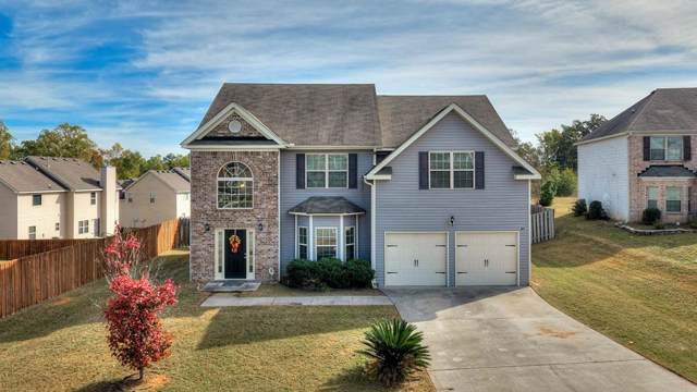 4038 Madison Lane, Augusta, GA 30909 (MLS #448719) :: Venus Morris Griffin | Meybohm Real Estate
