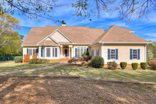 339 Implement Road, Aiken, SC 29083 (MLS #448736) :: Melton Realty Partners