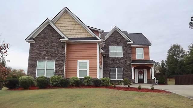 242 Pecan Grove Road, Aiken, SC 29860 (MLS #448747) :: Melton Realty Partners